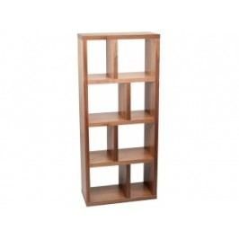 Designová knihovna Castelo 4, 70 cm (Ořech)  9500.320743 Porto Deco