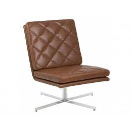 Židle Major, hnědá SCHDN0000072107 SCANDI