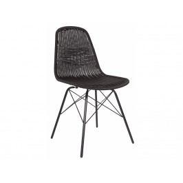 Jídelní židle Stio, černá dee:378615-Z Hoorns