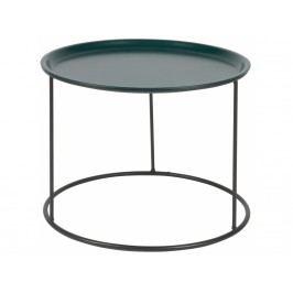 Konferenční stolek Select L, petrolejová/černá dee:S375446-P Hoorns +