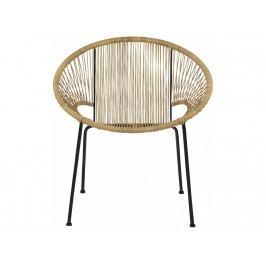 Zahradní židle Rody, béžová dee:341206-N Hoorns Věci pro volný čas
