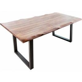 Jídelní stůl Giada, 180 cm, akát, antracitová podnož in:36760 CULTY HOME