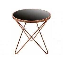 Odkládací stolek Point 55 cm, měď Sin:36062 CULTY HOME +