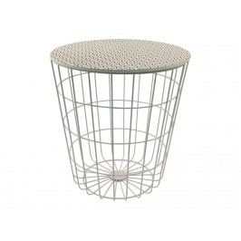 Odkládací stolek Nova, bílá 82163 CULTY