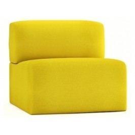 Křeslo Torri, více barev (žlutá)  81966 CULTY