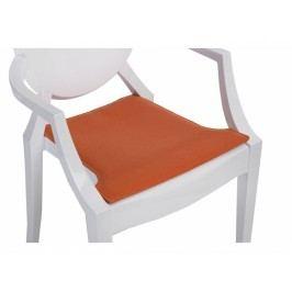 Podsedák na židli Ghost, pomerančová 78711 CULTY