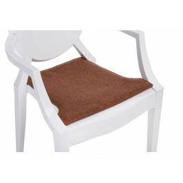 Podsedák na židli Ghost, hnědá 78967 CULTY