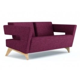 Designová pohovka California 158 cm, více barev (lila)  78019 CULTY
