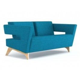 Designová pohovka California 158 cm, více barev (modrá)  78019 CULTY