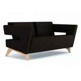Designová pohovka California 158 cm, více barev (černá)  78019 CULTY