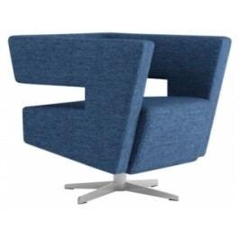Designové křeslo Jones, více barev (tmavě modrá)  73481 CULTY