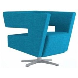 Designové křeslo Jones, více barev (modrá)  73481 CULTY