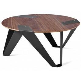 Designový stůl Tabanda Mobiush, černý, ořech, 75 cm mobiush04 Tabanda