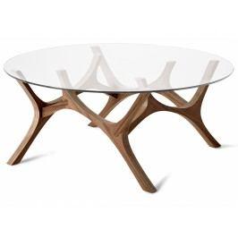 Konferenční stůl Tabanda Moose, 99 cm, tmavá podnož moose_XL2 Tabanda