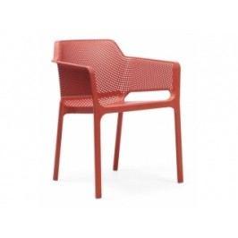 Křeslo Loft, více barev (Červená)  SLO02 Sit & be