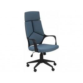 Kancelářské křeslo s područkami Office, 125 cm, petrolejová SCHDN0000064684 SCANDI