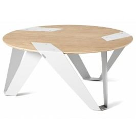 Designový stůl Tabanda Mobiush, bílý, 75 cm mobiush01 Tabanda