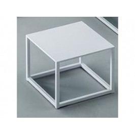 Konferenční stolek Code 40x40x30 cm (Bílá)  code40x40x30 Pedrali