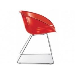 Židle GLISS 921 (Červená)  921_tr Pedrali