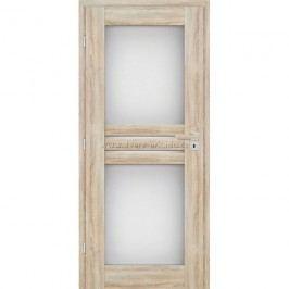 ERKADO Interiérové dveře JUKA 1 90/197 L javor šedý PREMIUM