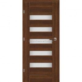 ERKADO Interiérové dveře MAGNÓLIE 1 70/197 P ořech PREMIUM